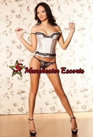 Hot Aisha From 5 Star Manchester Escorts