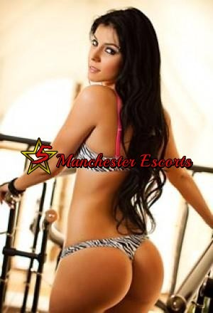 Hot Alice From 5 Star Manchester Escorts