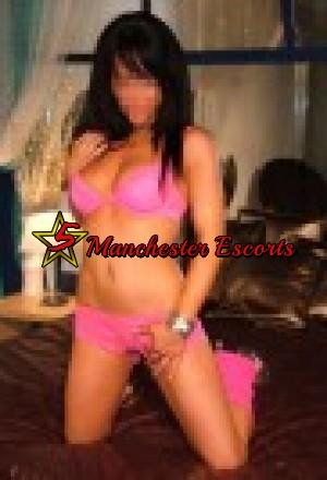 Hot Alizah From 5 Star Manchester Escorts
