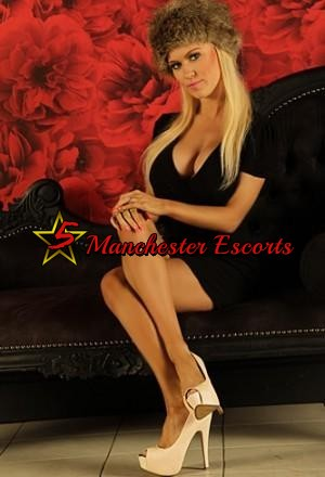 Hot Barbie From 5 Star Manchester Escorts