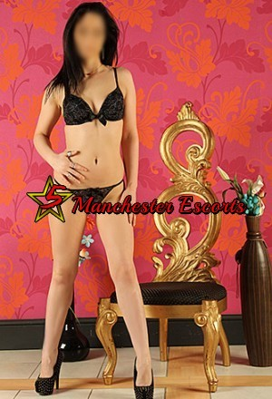 Hot Christina From 5 Star Manchester Escorts
