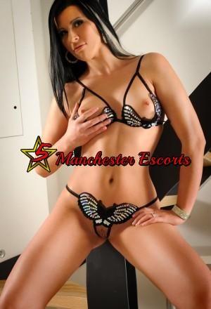 Hot Eva From 5 Star Manchester Escorts