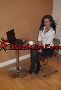 Hot Larisa From 5 Star Manchester Escorts
