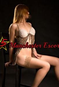 Hot Sarah From 5 Star Manchester Escorts