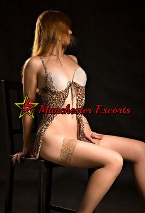 Hot Sarah From 5 Star Manchester Escorts