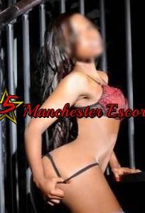Hot Sasha From 5 Star Manchester Escorts