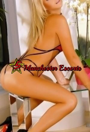Hot Scarlet From 5 Star Manchester Escorts
