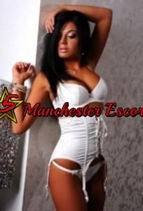 Hot Sophia From 5 Star Manchester Escorts