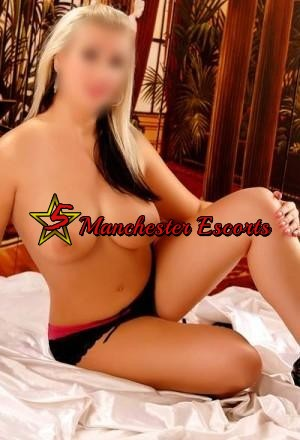 Hot Vanessa From 5 Star Manchester Escorts